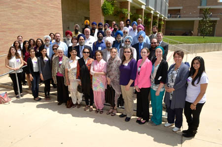 Sikh Studies Conference May 10th participants