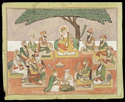 Sikh Art Watch – 18 Jun 2013 - Sikh Art Auction at Bonhams