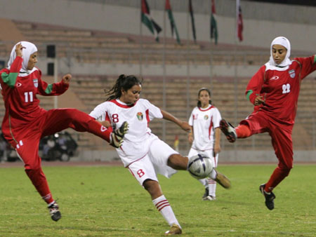 Ban against turbans on the field despite the fact that they allow women to wear headscarves