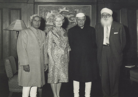Sikh pioneer Bhagat Singh Thind