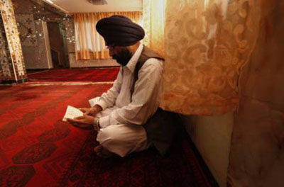 No home for Afghanistan Sikhs