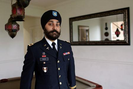Maj. Kamaljeet Singh Kalsi