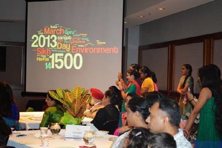 EcoSikh's Global Environmental Agenda