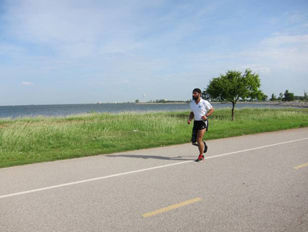 Running for His Second Life