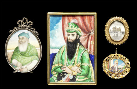 Sikh Art Watch – Oct 8 - Sikh Art Auction at Bonhams