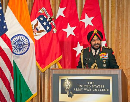 Gen. Bikram Singh