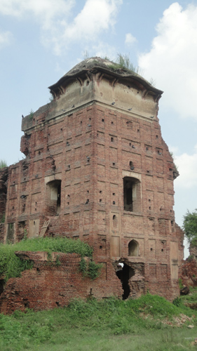 Jahaz Haveli of Diwan Todar Mal