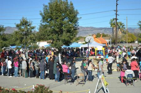 Khalsa Care Foundation Carnival