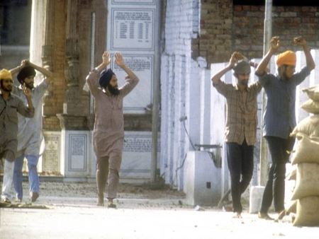 US scholar: 1984 Riots Crystallized Sikhs from Punjabi or Indian Diaspora