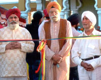 Celebration the exemplary life of Trustee Emeritus – Mr. Molinder Singh Kohli