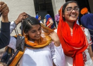 Young Sikhs in Maryland fight bias with diplomacy in the classroom