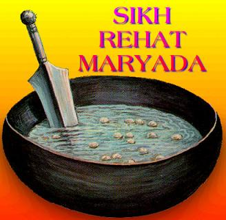 Sikh Rehat Maryada in Punjabi and English