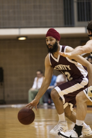 NCAA First Sikh Basketball Player Learned from his Mother