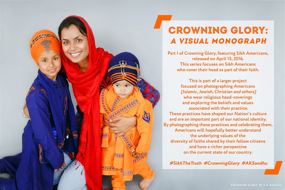 Crowning Glory: A Visual Monograph by AK Sandhu