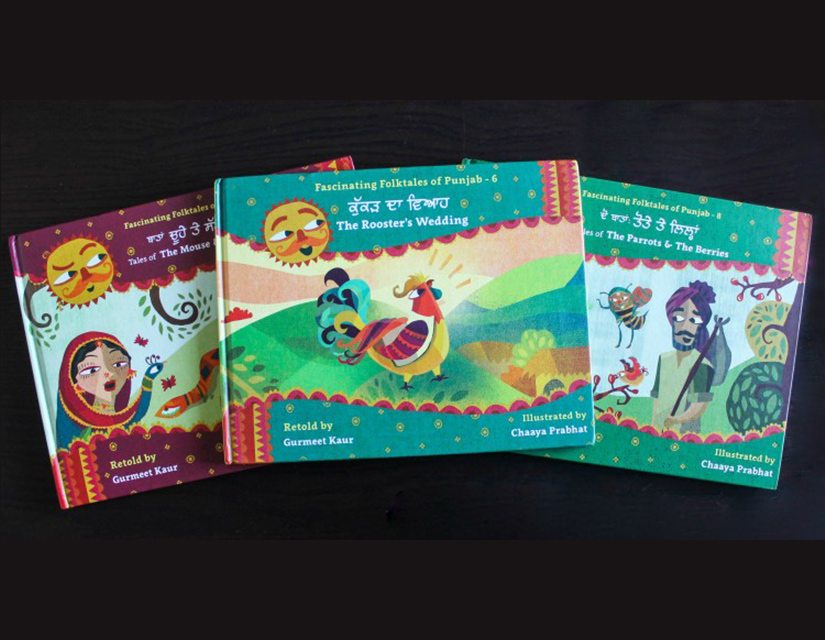 Tales of the Punjab: [Illustrated]