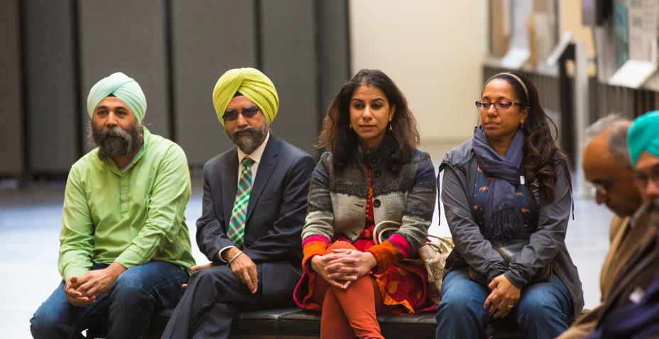 Janamsakhi event 2016 Asian Art Museum and The Sikh Foundation