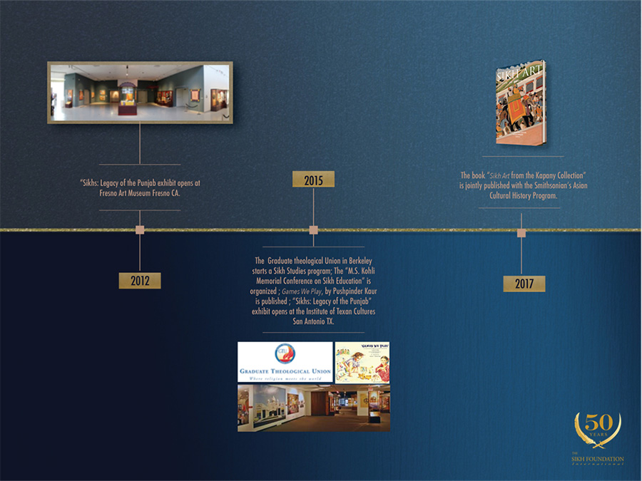 The Legacy of the Sikh Foundation