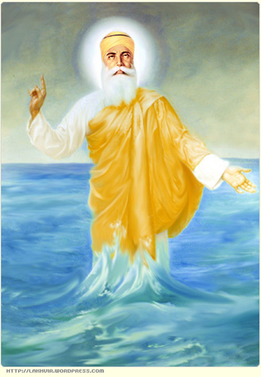 Guru Nanak's Universal Message – The Sikh Foundation International