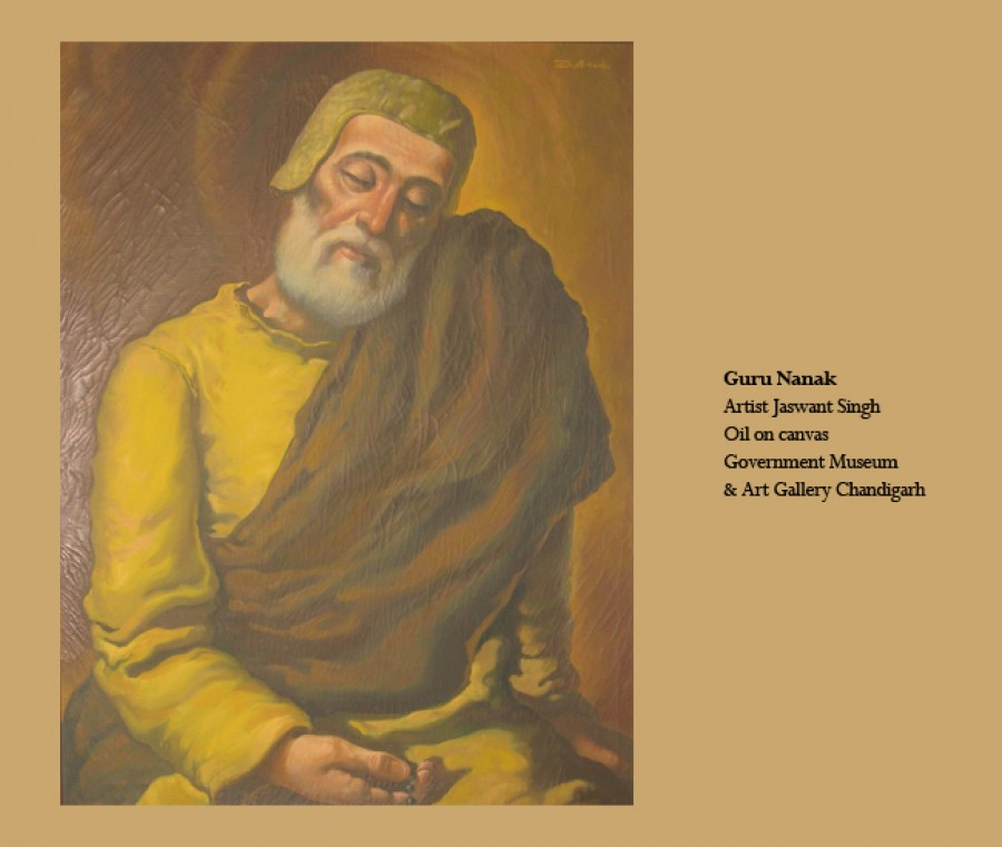 The Many Faces of Guru Nanak