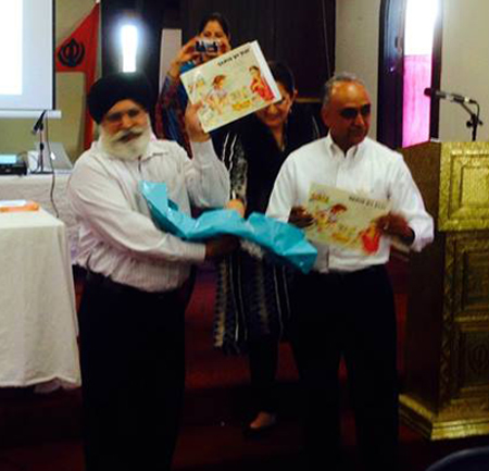 Sikh Authors Speak and More: A Report