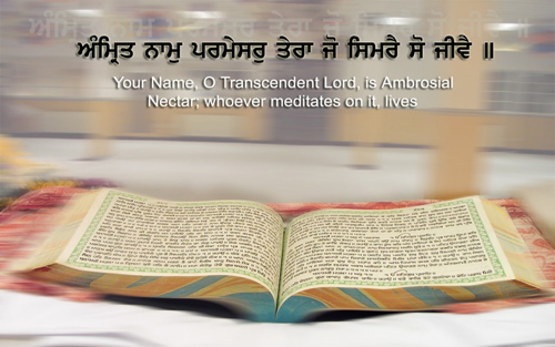 A Reflection on the Message of Sri Guru Granth Sahib