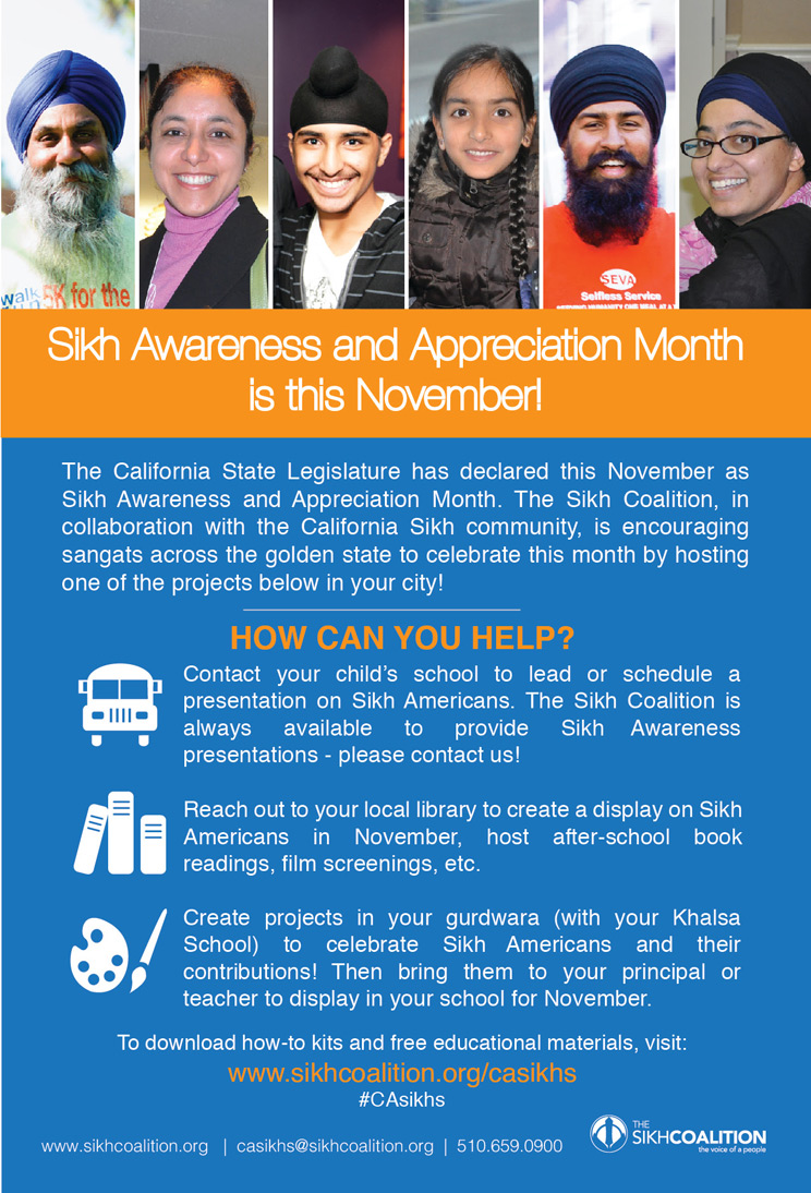 Sikh Awareness Month