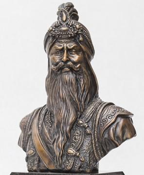Maharaja Ranjit Singh Bronze Sculpture