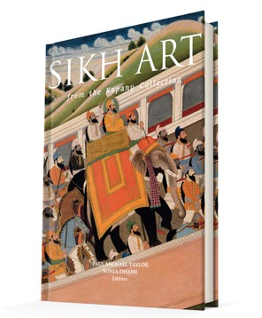 PREORDER - Sikh Art from the Kapany Collection