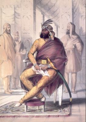 MaharajaSherSingh