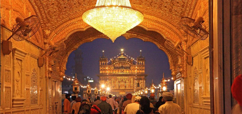 Organic Langar at Golden Temple in Amritsar soon