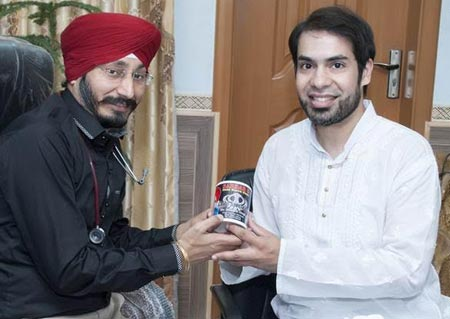 First Sikh Doctor of Pakistan