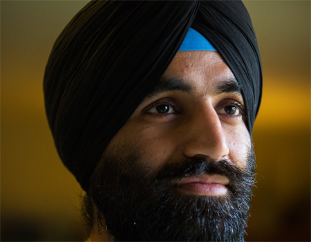 Sikh Soldier Allowed to Keep Beard in Rare Army Exception