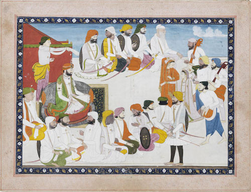 Sikh Art Watch – April 19 2016 – Sikh Art Auction at Bonhams