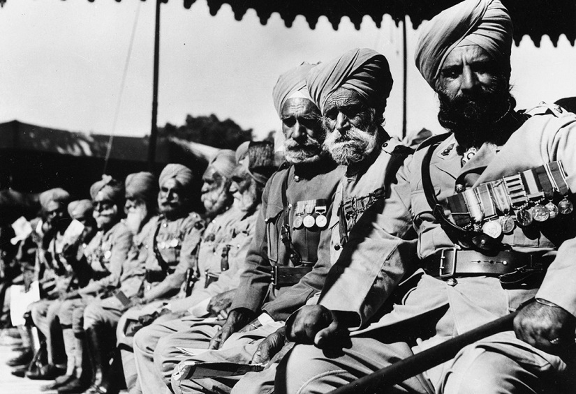 Empire, Faith & War: One website's efforts at chronicling the Sikh contribution to WWI