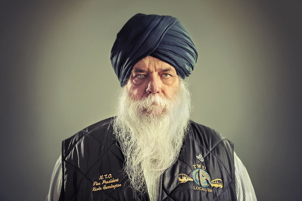 Vibrant Portraits Capture The Faces And Stories Of Sikhs In America