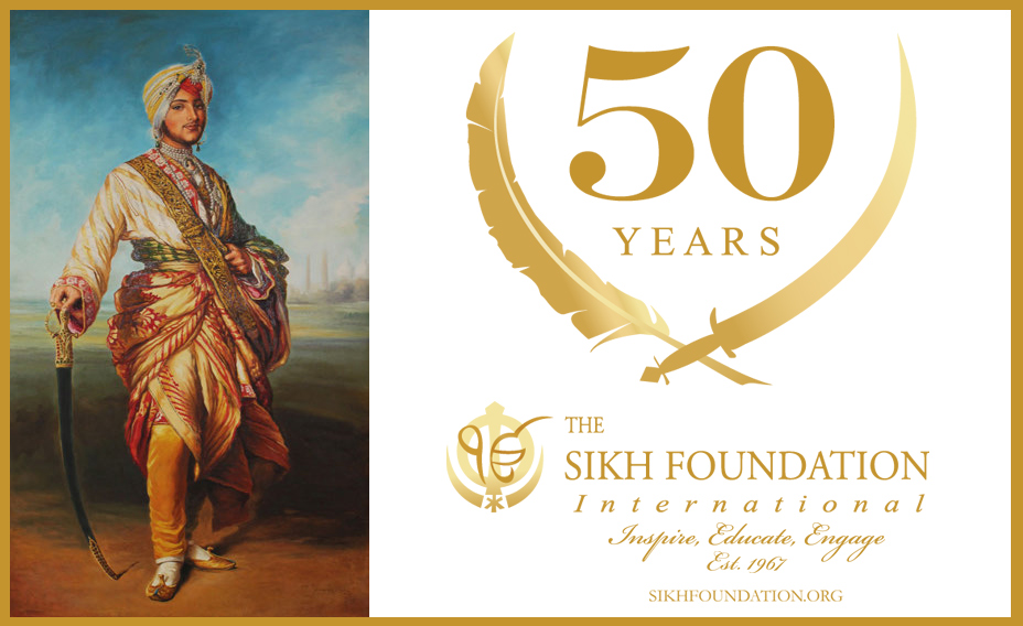 50TH ANNIVERSARY OF THE SIKH FOUNDATION