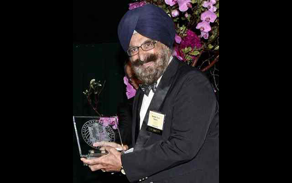 Gift from Narinder Kapany will establish Sikh book collection and study room at McHenry Library