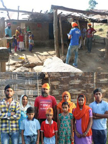 Sikhi Awareness Foundation of Canada Introduces a $500, 000 Project in India for Sikligar Sikhs on Bandi Chor (Diwali) Diwas