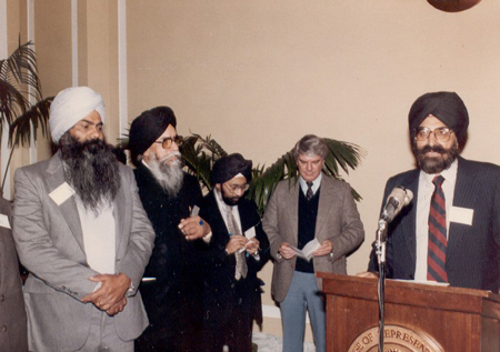 Legacy of the Sikh Foundation  - 1978-98 - Part 2