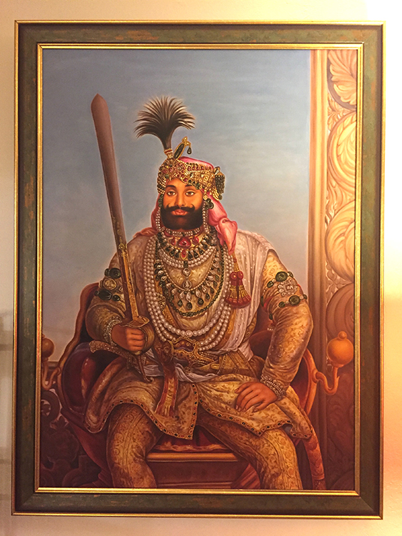 The Third Emperor of Punjab