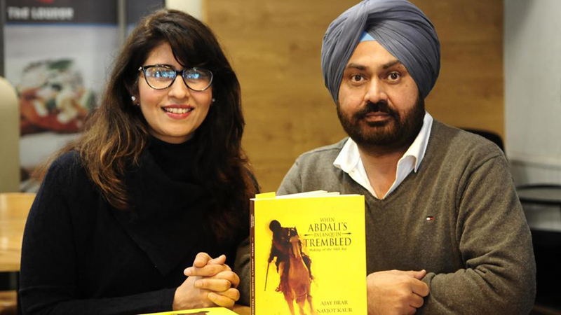 Book explores Sikh-Abdali conflict, and faultlines within