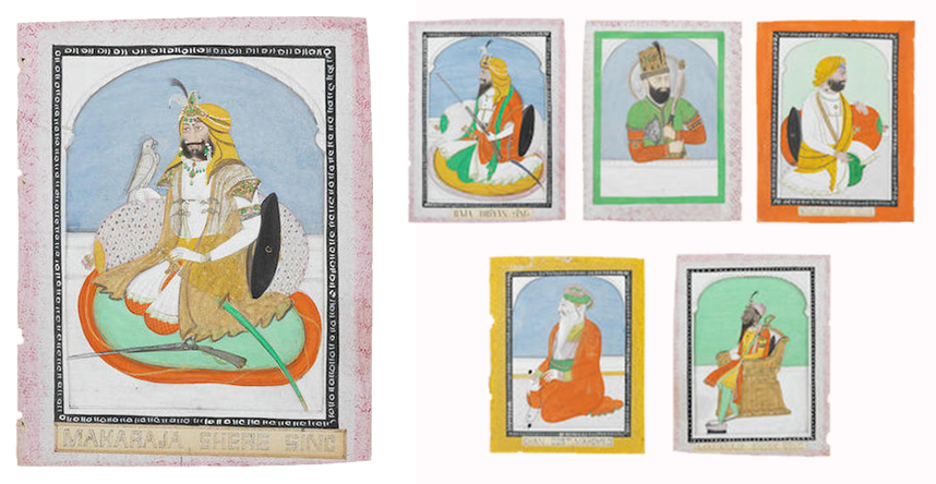Sikh Art Watch – 24 Apr 2018 – Sikh Art Auction at Bonhams