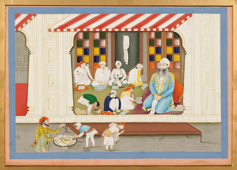 Sikh Art Watch - Christies 2018