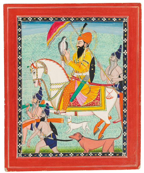 Sikh Art Watch – 12 June 2018 – Sikh Art Auction at Christie's