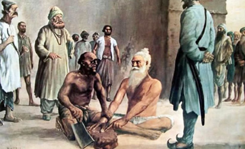 Bhai Mani Singh Ji: An inspiration for all Sikhs to die and live for their faith.