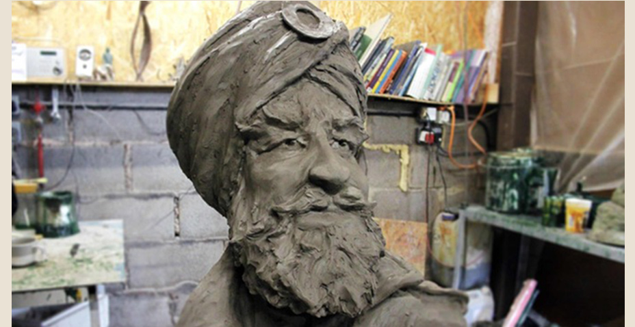Design unveiled for statue honouring Sikh soldiers of First World War
