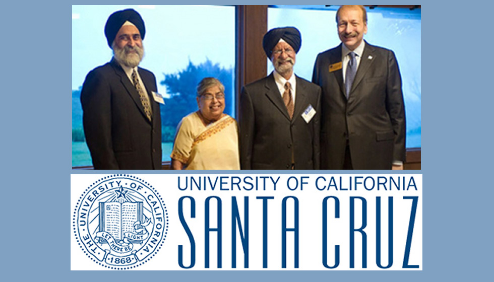 Annual Report from the UCSC Aurora Chair