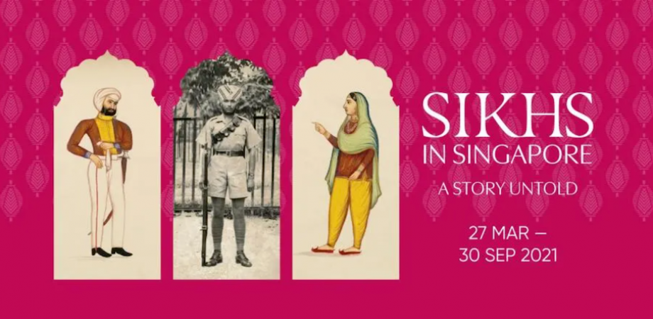 Sikhs in Singapore Webinar Series - Sikh Art from the Kapany Collection