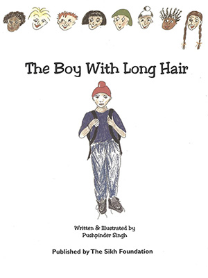 The Boy with Long Hair
