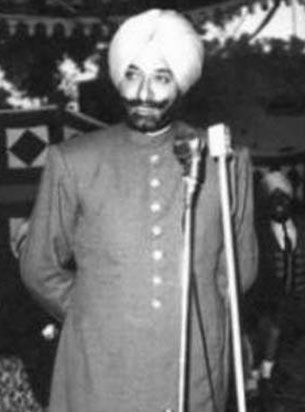 Maharaja Yadavindra Singh